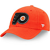 NHL Men's Philadelphia Flyers Fundamental Adjustable Hat