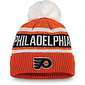 NHL Women's Philadelphia Flyers Pom Knit Beanie