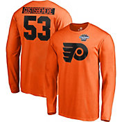 2bb89c219 Product Image · NHL Men s 2019 Stadium Series Philadelphia Flyers Shayne  Gostisbehere  53 Player Long Sleeve Orange Shirt