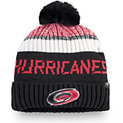 NHL Men's Carolina Hurricanes Rinkside Pom Knit Beanie