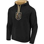 NHL Men's Vegas Golden Knights Logo Black Pullover Hoodie
