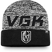 NHL Men's Vegas Golden Knights Clutch Cuffed Knit Beanie