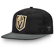 NHL Men's Vegas Golden Knights Iconic Snapback Adjustable Hat