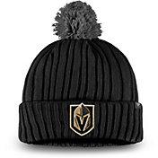 NHL Men's Vegas Golden Knights Pom Knit Beanie