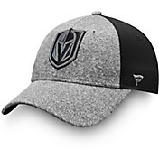 NHL Men's Vegas Golden Knights Marled Adjustable Hat