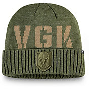 NHL Men's Vegas Golden Knights Modern Utility Cuff Knit Beanie
