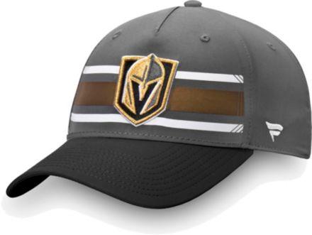 watch 13ae8 6bf77 NHL Men  39 s Vegas Golden Knights Alpha Grey Adjustable Hat