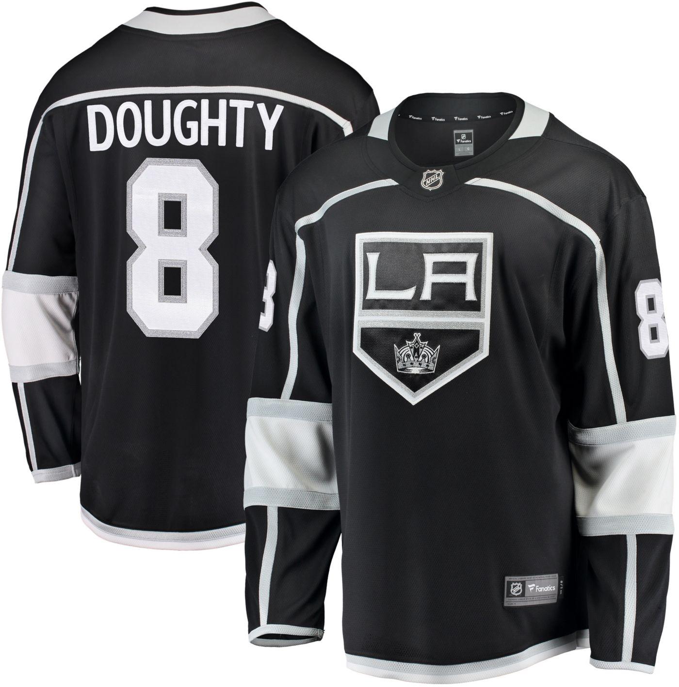 NHL Men's Los Angeles Kings Drew Doughty #8 Breakaway Home Replica Jersey
