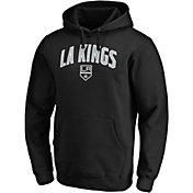 NHL Men's Los Angeles Kings Engage Black Pullover Hoodie