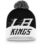 NHL Men's 2020 Stadium Series Los Angeles Kings Team Pom Knit Beanie