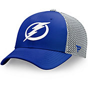 NHL Men's Tampa Bay Lightning Speed Blue Flex Hat