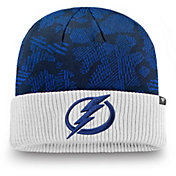 NHL Men's Tampa Bay Lightning Iconic Cuff Knit Beanie
