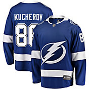 NHL Men's Tampa Bay Lightning Nikita Kucherov #86 Breakaway Home Replica Jersey