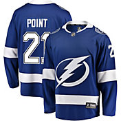 NHL Men's Tampa Bay Lightning Brayden Point #21 Breakaway Home Replica Jersey
