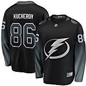 NHL Men's Tampa Bay Lightning Nikita Kucherov #86 Breakaway Alternate Replica Jersey