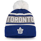 NHL Women's Toronto Maple Leafs Pom Knit Beanie