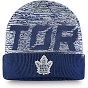 NHL Men's Toronto Maple Leafs Clutch Cuffed Knit Beanie