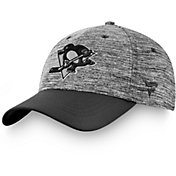 NHL Men's Pittsburgh Penguins Clutch Flex Hat