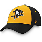 NHL Men's Pittsburgh Penguins Iconic Flex Hat