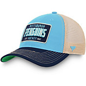 NHL Men's Pittsburgh Penguins Classic Snapback Adjustable Hat