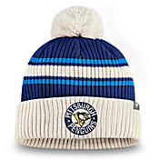 NHL Men's Pittsburgh Penguins Classic Pom Knit Beanie