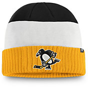 NHL Men's Pittsburgh Penguins Alternate Cuff Knit Beanie