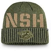 NHL Men's Nashville Predators Modern Utility Cuff Knit Beanie