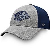 NHL Men's Nashville Predators Marled Adjustable Hat