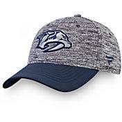 NHL Men's Nashville Predators Clutch Flex Hat