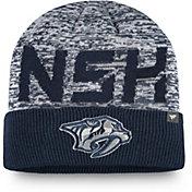 NHL Men's Nashville Predators Clutch Cuffed Knit Beanie