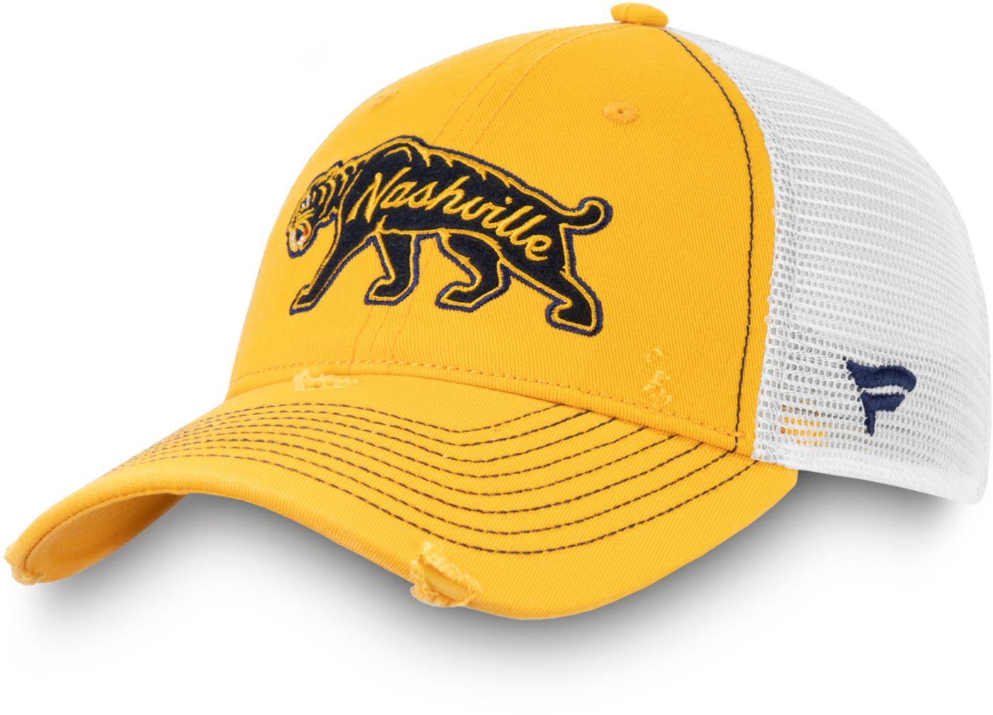 NHL Men's 2020 Winter Classic Nashville Predators Team Snapback Adjustable Hat