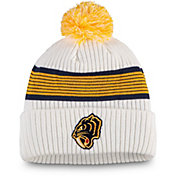 NHL Men's 2020 Winter Classic Nashville Predators Team Pom Knit Beanie