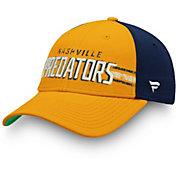 NHL Men's Nashville Predators Classic Structured Snapback Adjustable Hat