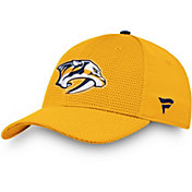 NHL Men's Nashville Predators Rinkside Flex Hat