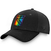 NHL Men's New York Rangers Authentic Pro Pride Flex Hat