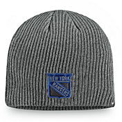 NHL Men's New York Rangers Marled Tech Knit Beanie