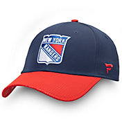 NHL Men's New York Rangers Draft Flex Hat