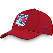 NHL Men's New York Rangers Rinkside Flex Hat