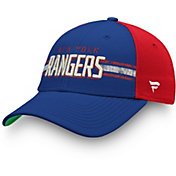 NHL Men's New York Rangers Classic Structured Snapback Adjustable Hat