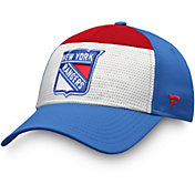NHL Men's New York Rangers Alternate Flex Hat