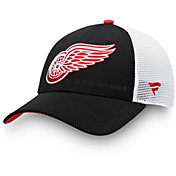 NHL Men's Detroit Red Wings Rinkside Adjustable Hat