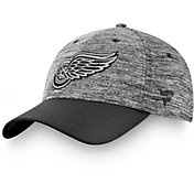 NHL Men's Detroit Red Wings Clutch Flex Hat