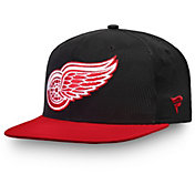 NHL Men's Detroit Red Wings Iconic Snapback Adjustable Hat