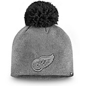 NHL Women's Detroit Red Wings Marled Pom Kit Beanie