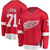 NHL Men's Detroit Red Wings Dylan Larkin #71 Breakaway Home Replica Jersey