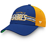 NHL Men's Buffalo Sabres Classic Structured Snapback Adjustable Hat