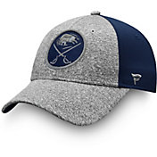 NHL Men's Buffalo Sabres Marled Adjustable Hat