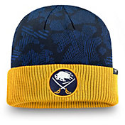 NHL Men's Buffalo Sabres Iconic Cuff Knit Beanie