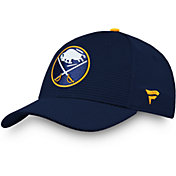 NHL Men's Buffalo Sabres Rinkside Flex Hat