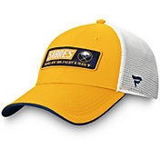 NHL Men's Buffalo Sabres Iconic Mesh Adjustable Hat